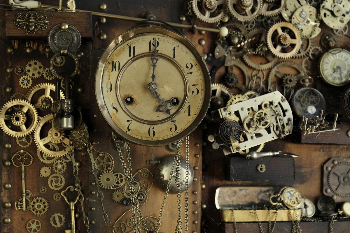 Stručná historie hodinek