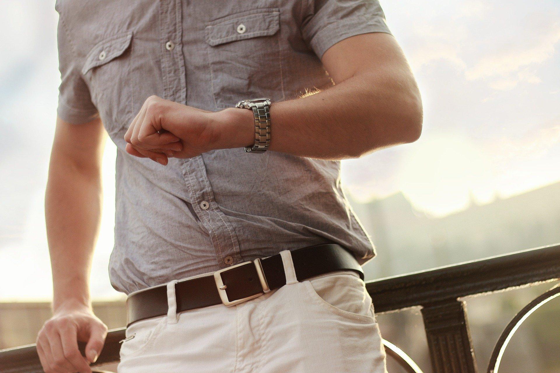Co o vás řeknou vaše hodinky?