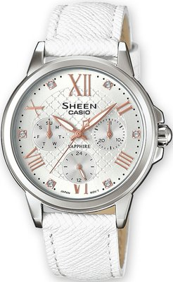 Casio Sheen-35511L-5420